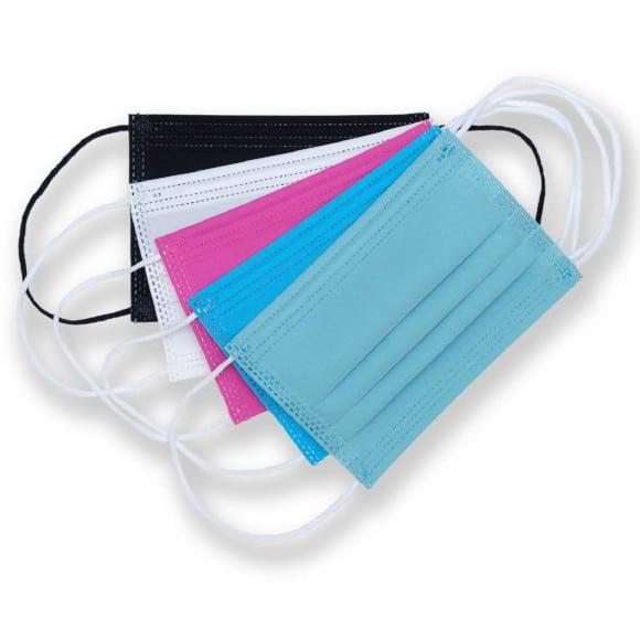 Mascherina chirurgica MC2 Colori - Safetek SRL - Dispositi di protezione individuale