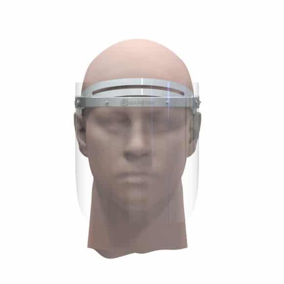 Visore protettivo VP3 - Safetek SRL - Dispositi di protezione individuale
